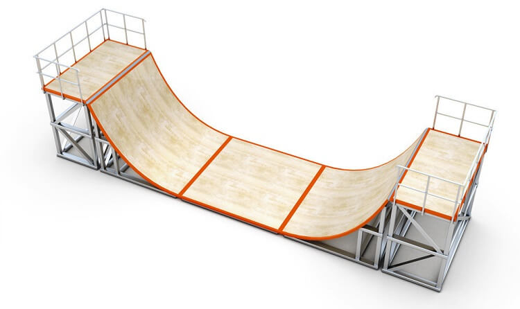 How To Build A Skateboard Ramp