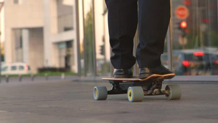 cheapest electric skateboard